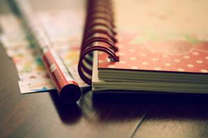 dear diary by plastickheart