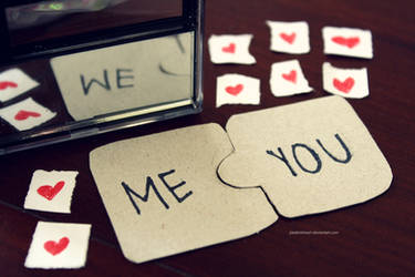 you + me by plastickheart