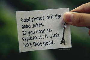 good photos by plastickheart