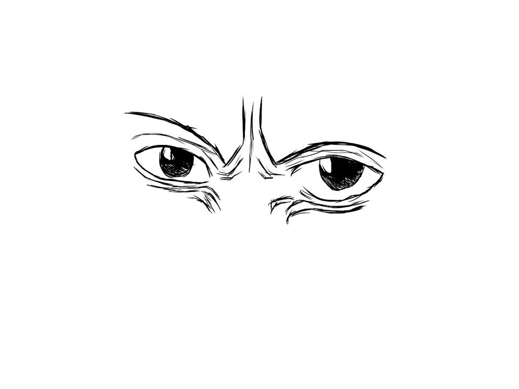 Manga Eyes by Trepcio