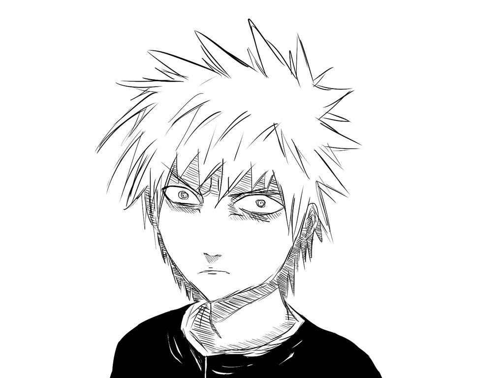 My Manga Character ^_^ by Trepcio
