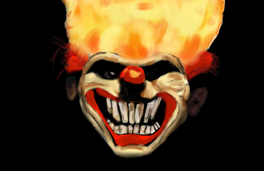 Sweet tooth twisted metal by bennyby677 on deviantart - Sweet tooth wallpaper twisted metal ...