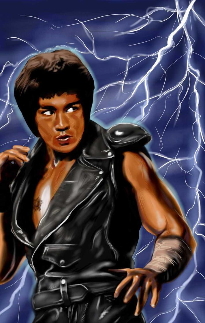 Bruce Lee As Kenshiro By Bennyby677 On DeviantArt