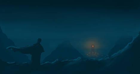 Sanctuary Through The Mountains