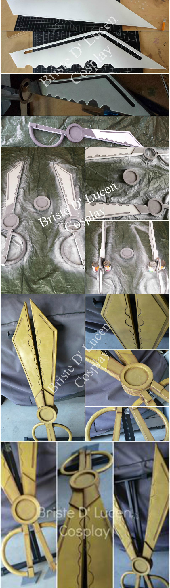 Puppeteer Scissors Tutorial 2 by briste
