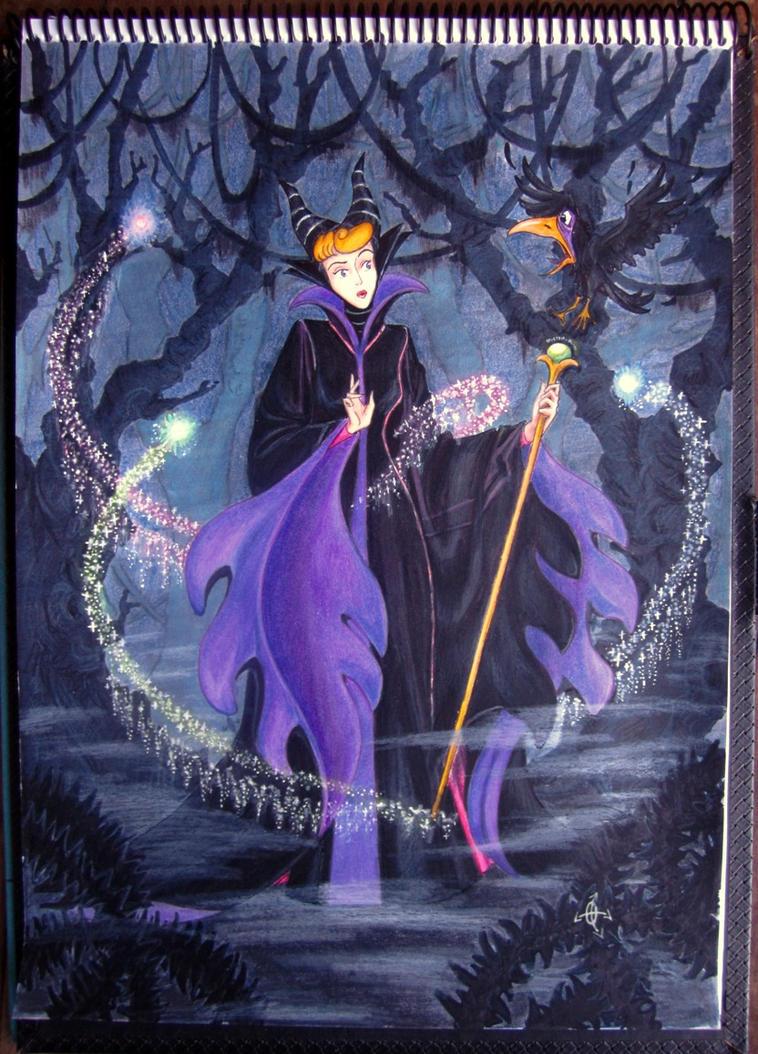 Aurora Maleficent by Ziano-rein