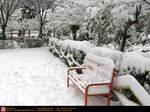 Winter in Tehran - Ekbatan 5