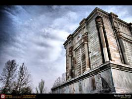 Ferdowsi Tomb - Mashhad, Iran by tiptopland