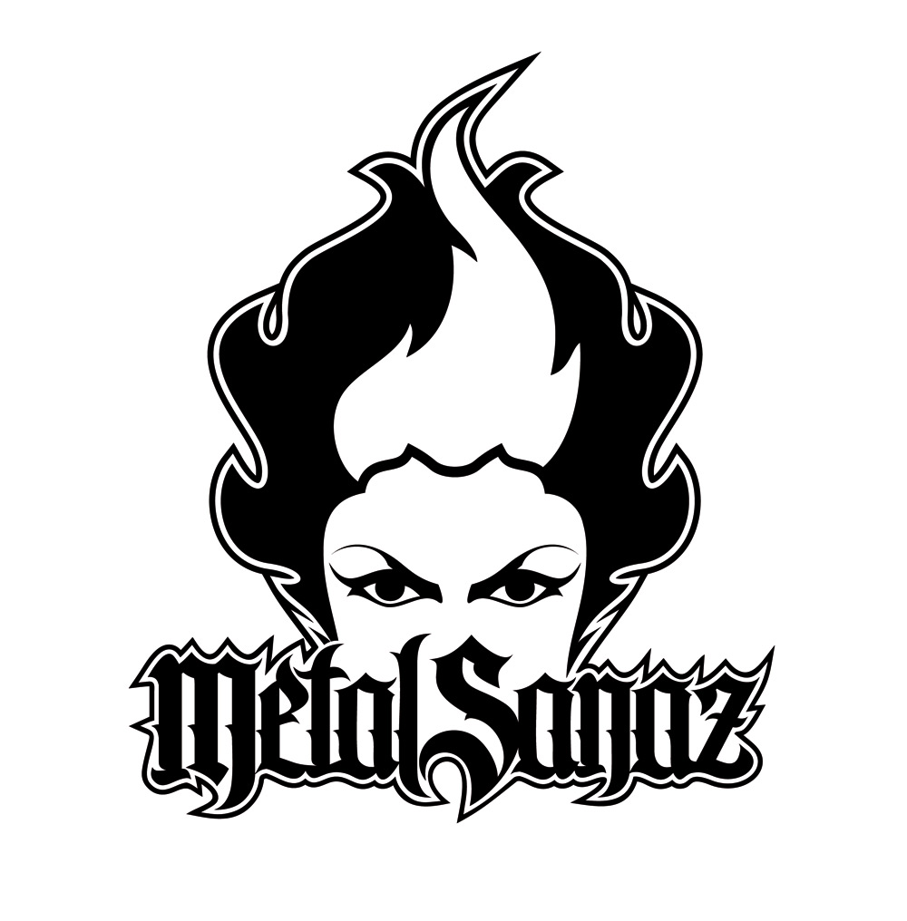 MetalSanaz - Hottest metal Celebrity by tiptopland