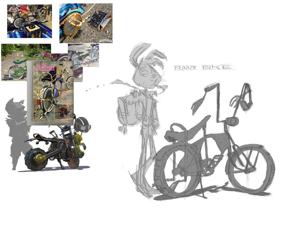 Bikee by robinmitchell