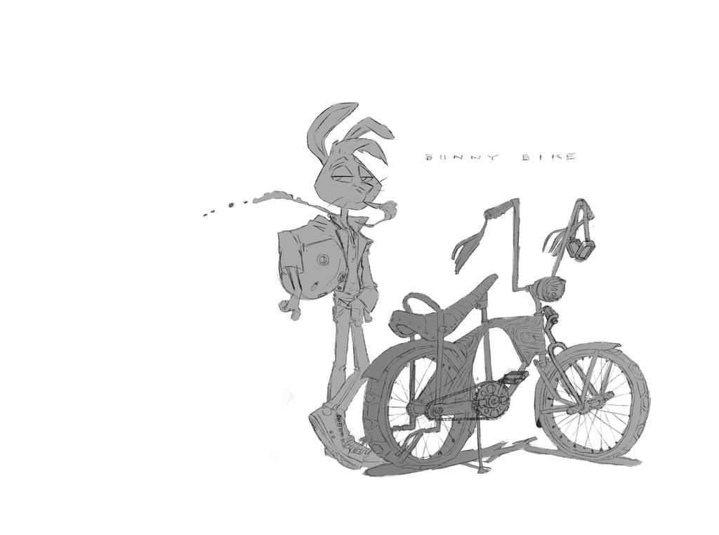 Bikee02 by robinmitchell