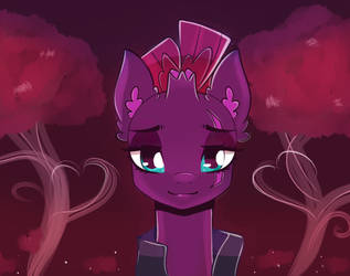 Tempest Shadow art by SurpriseLIFE