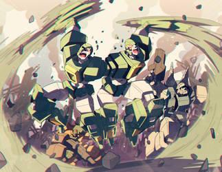 Rack 'n' Ruin by BOREZET