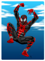 Spider-Man for Project:Rooftop by AdamTupper