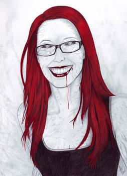 Meg Infected - Stage 1