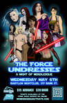 The Force Undresses Poster