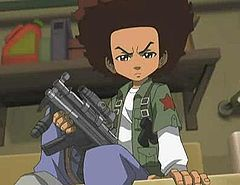 boondocks-huey BB gun by VYPAMAN