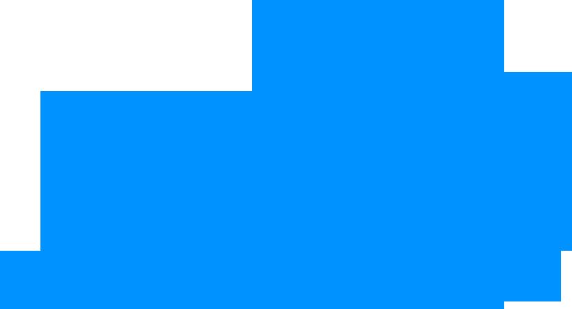 Invisable Blue Paint