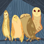 have an owly new year
