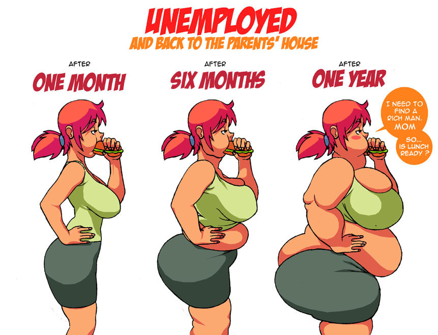 Unemployed Girl Wg By Maxmam On Deviantart