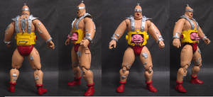 Krang's Android Body