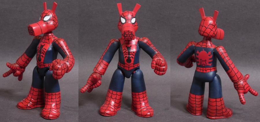Peter Porker, Spider-Ham by Discogod