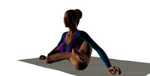 Yoga model II 8