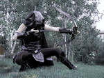 Sneak Shot--Skyrim Cosplay