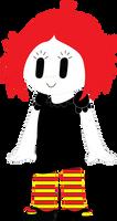 Ruby Gloom Vector