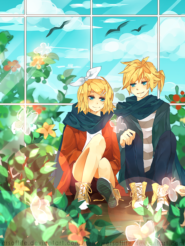 Garden by raiinysummer