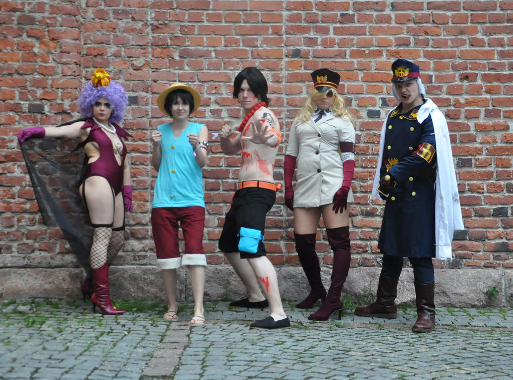 Impel Down group by SaaraZ