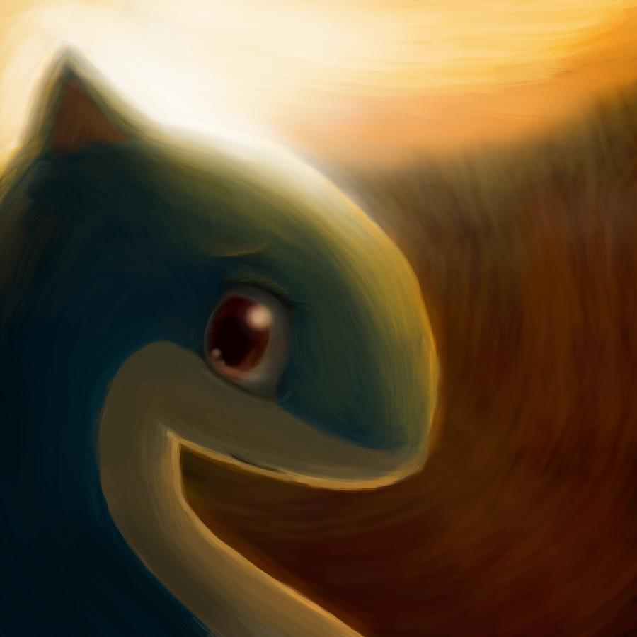 Fiery Desire by Mewscaper