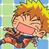 Chibi-Naruto colored icon