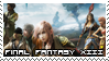 Stamp Final Fantasy XIII by MiaKa-CiD