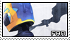 Stamp - Celty Sturluson by MiaKa-CiD