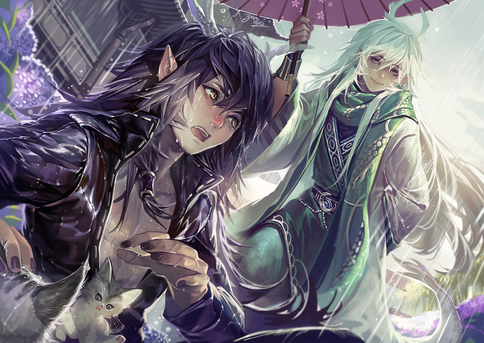 Rainy day by AkiZero1510