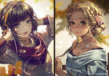 Smiles by AkiZero1510