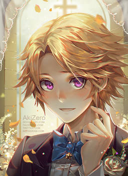 [Walking down the aisle] Yoosung