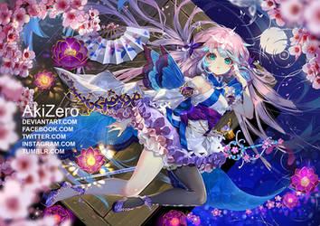 Sleepless night by AkiZero1510