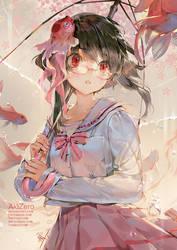 Kagura by AkiZero1510