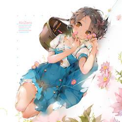 AZU-chan by AkiZero1510