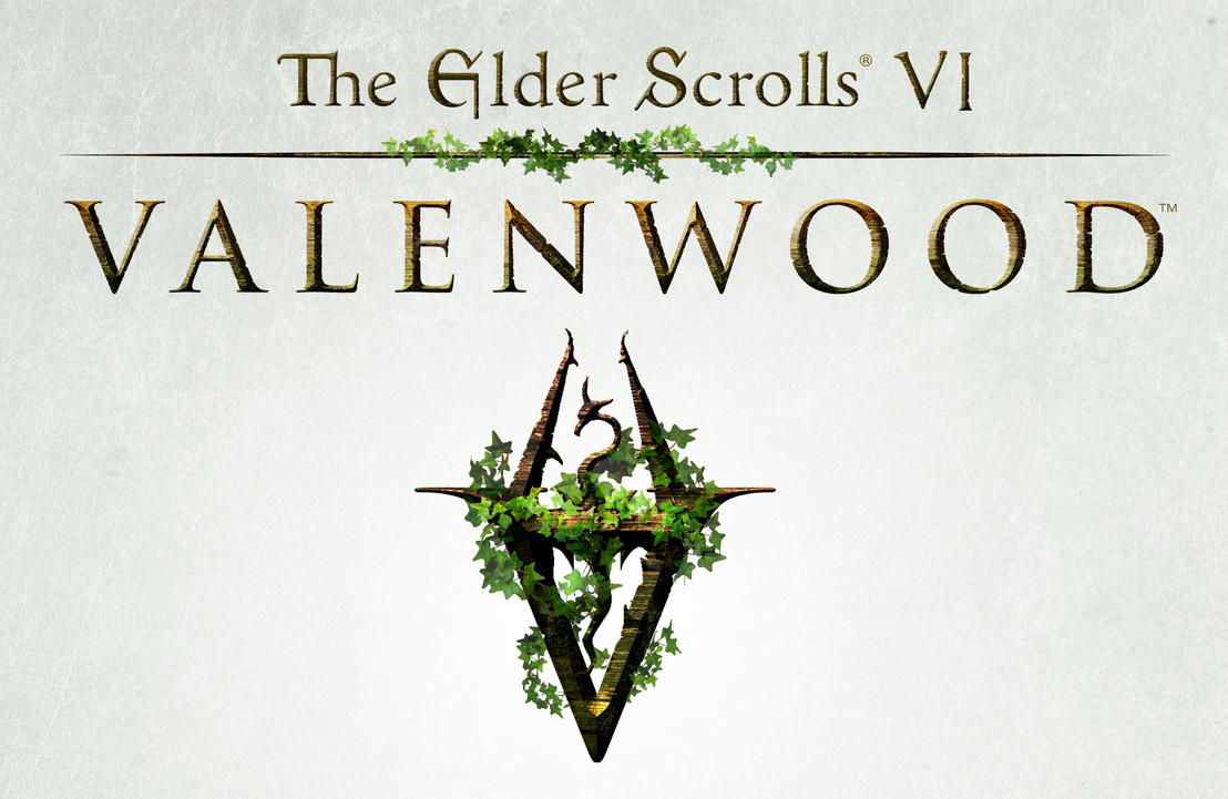 elder scrolls vi valenwood logo by theenderling on deviantart