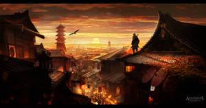 Assassin's Creed 5: Rising Sun Kyoto Environment