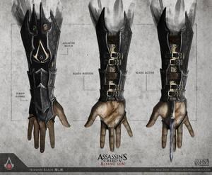 Assassin's Creed 5: Rising Sun - Hidden Blade
