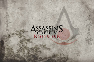 Assassin's Creed 5: Rising Sun Wallpaper by TheEnderling