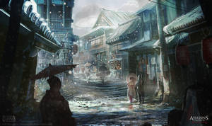 Assassin's Creed 5: Rising Sun - Morning Meeting