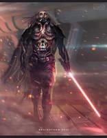 Darth Vader Redesign by TheEnderling
