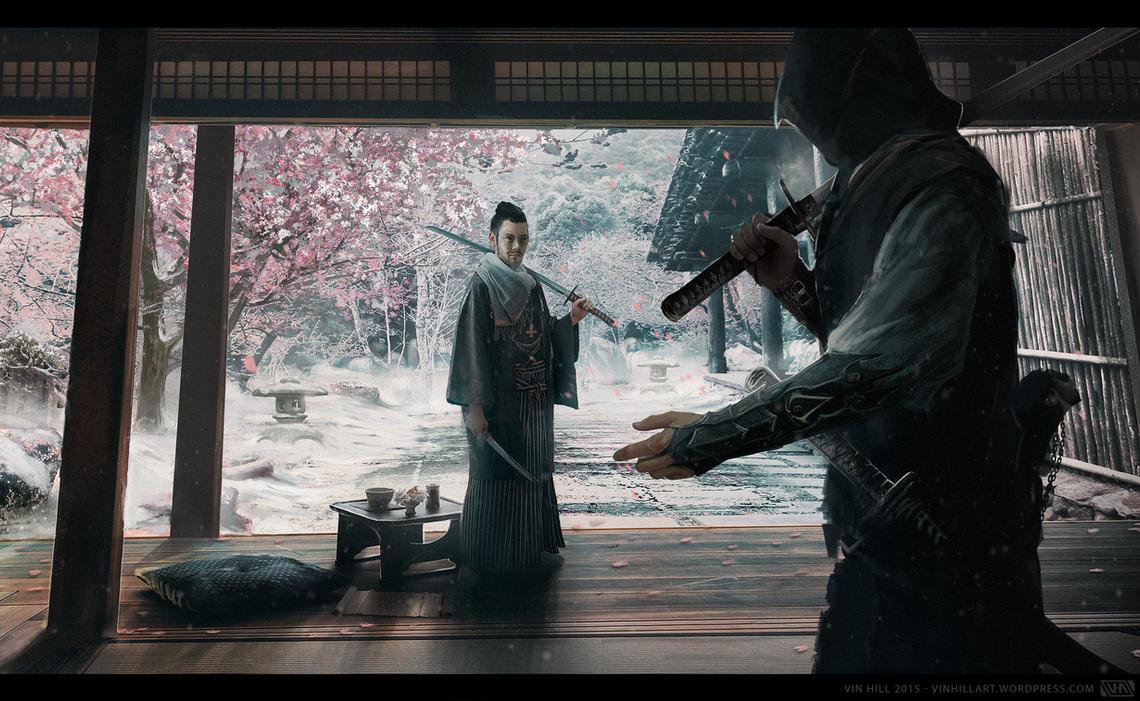 Assassin's Creed V: Rising Sun, The Osakan Templar by TheEnderling