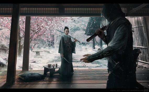 Assassin's Creed V: Rising Sun, The Osakan Templar