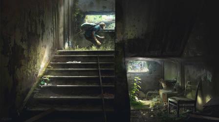 Endure And Survive (Last Of Us: Part II Fan Art)